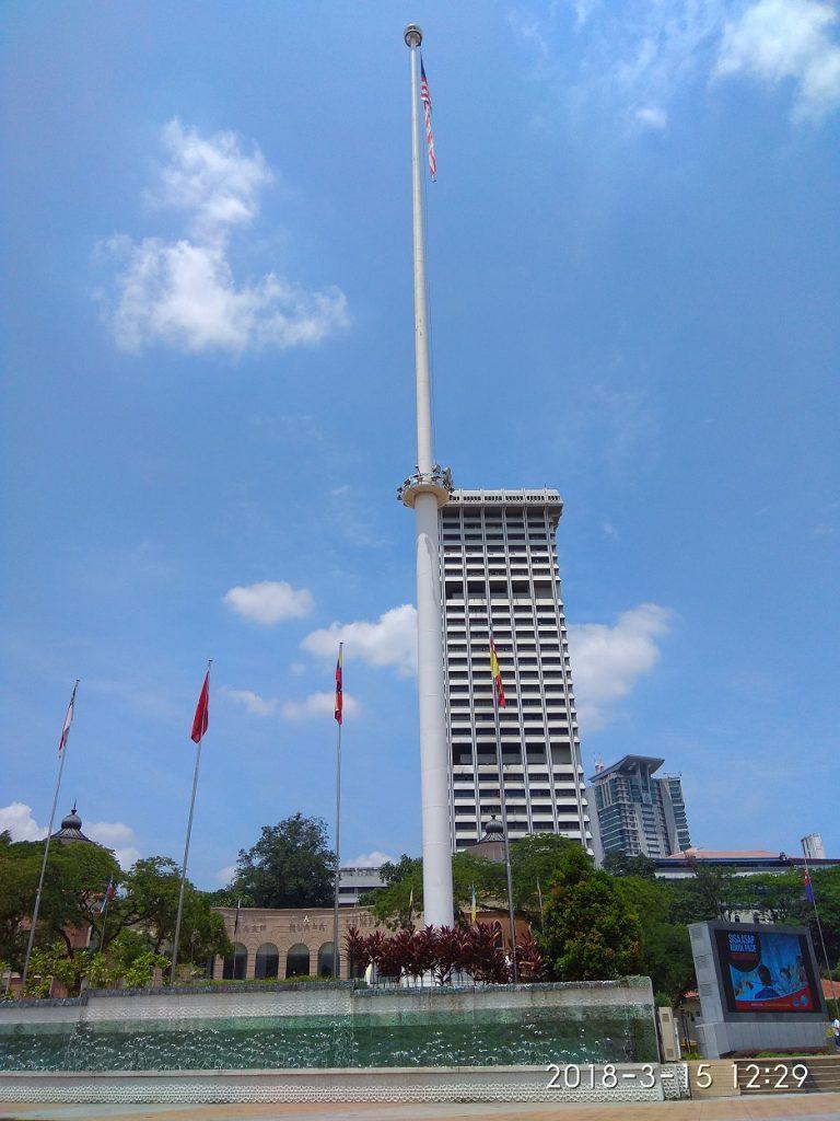 Площадь Независимости (Merdeka Square)