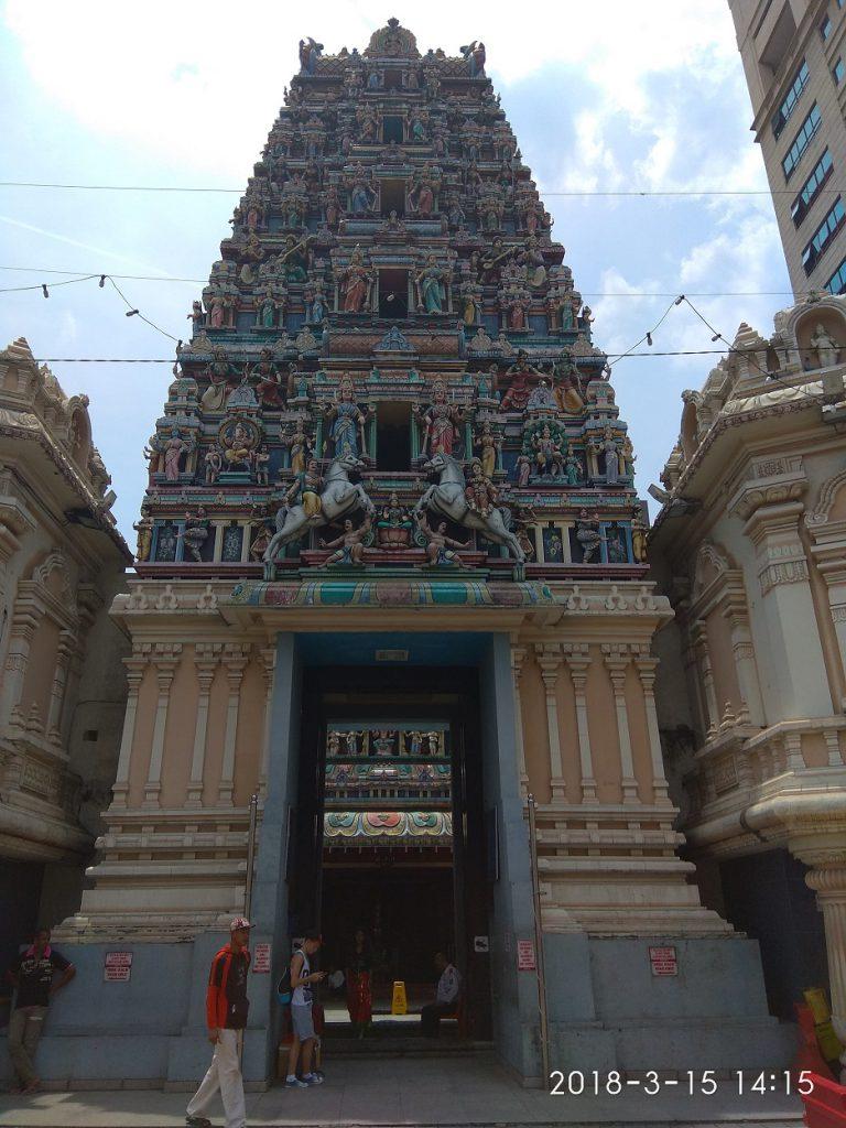 Храм Sri Mahamariammam Temple
