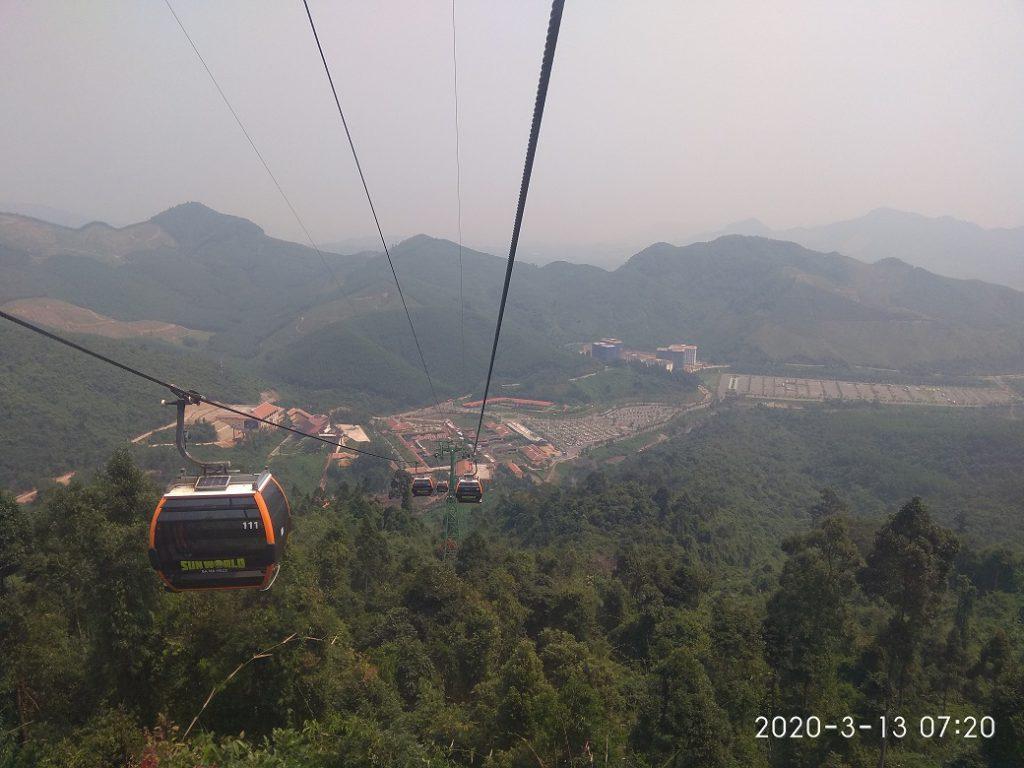 Канатная дорога Ba Na Cable Car