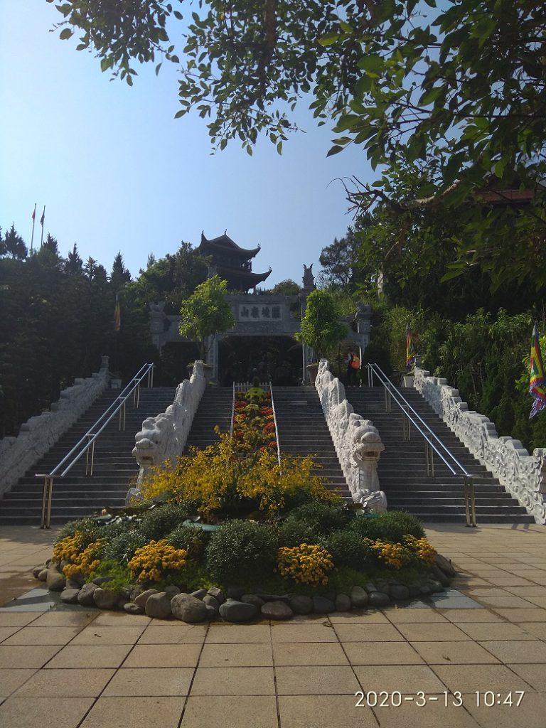Пагода Линь Чуа