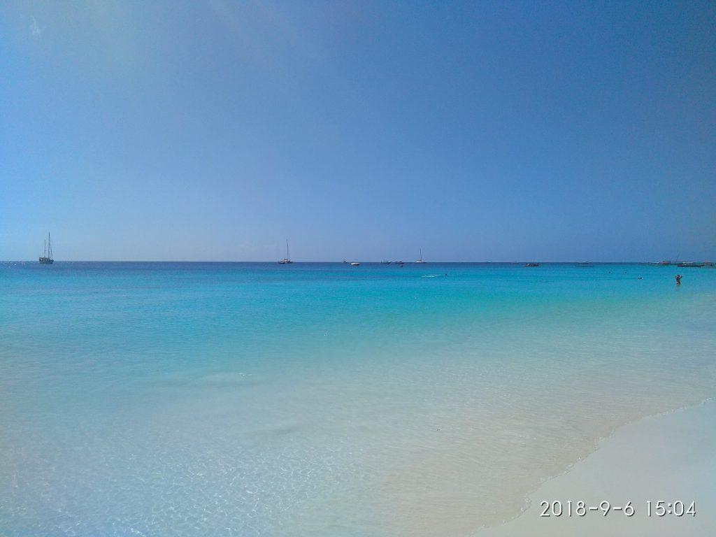 Пляж Нунгви.