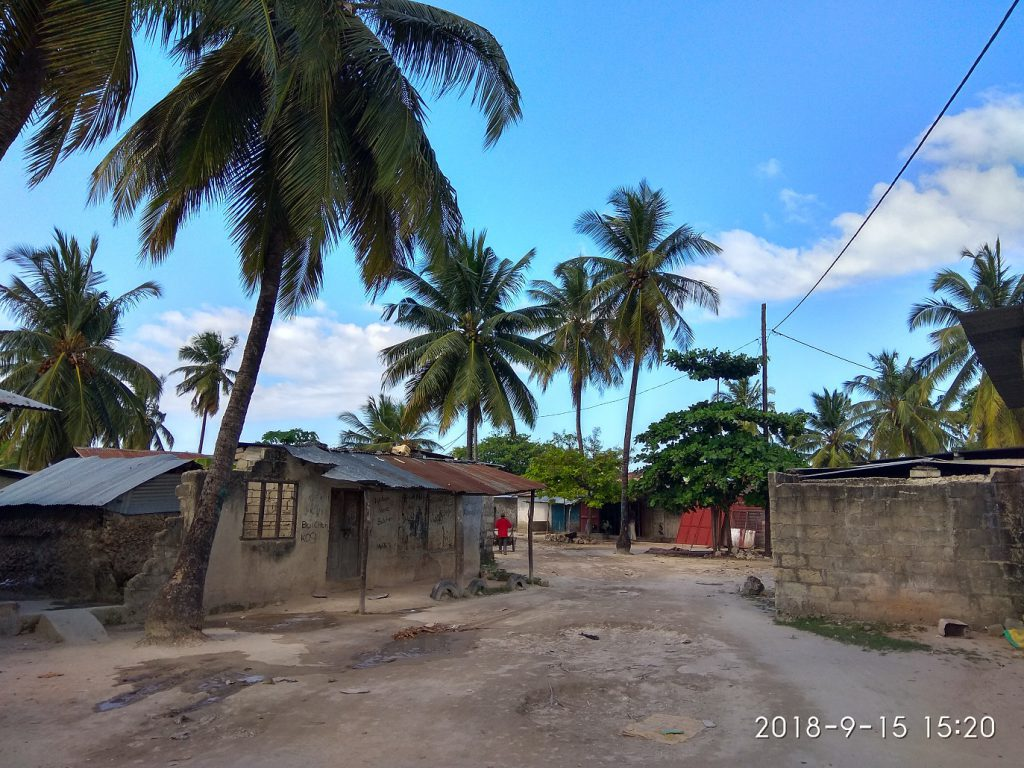 Деревня Нунгви