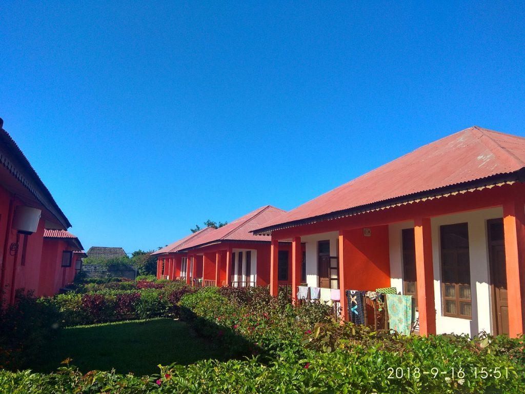 Тур на Занзибар. Отель Kigwedeni Villas