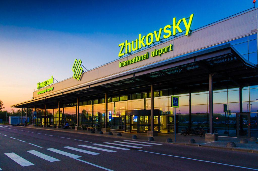 Как добраться в аэропорт Жуковский