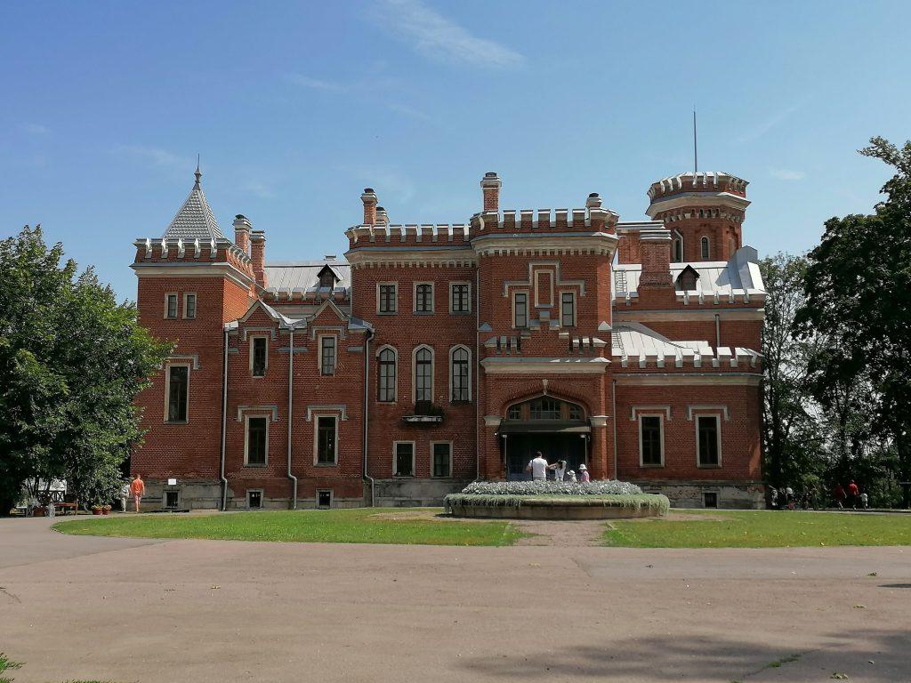 Замок принцессы Ольденбургской.