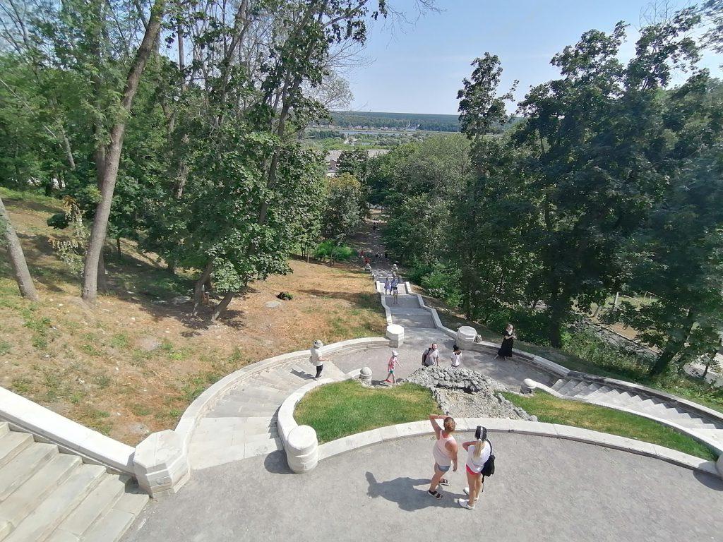Нижний парк дворцого комплекса Ольденбургских